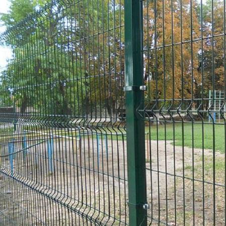 ограждение спортивных площадок www.3d-perimetr.ru